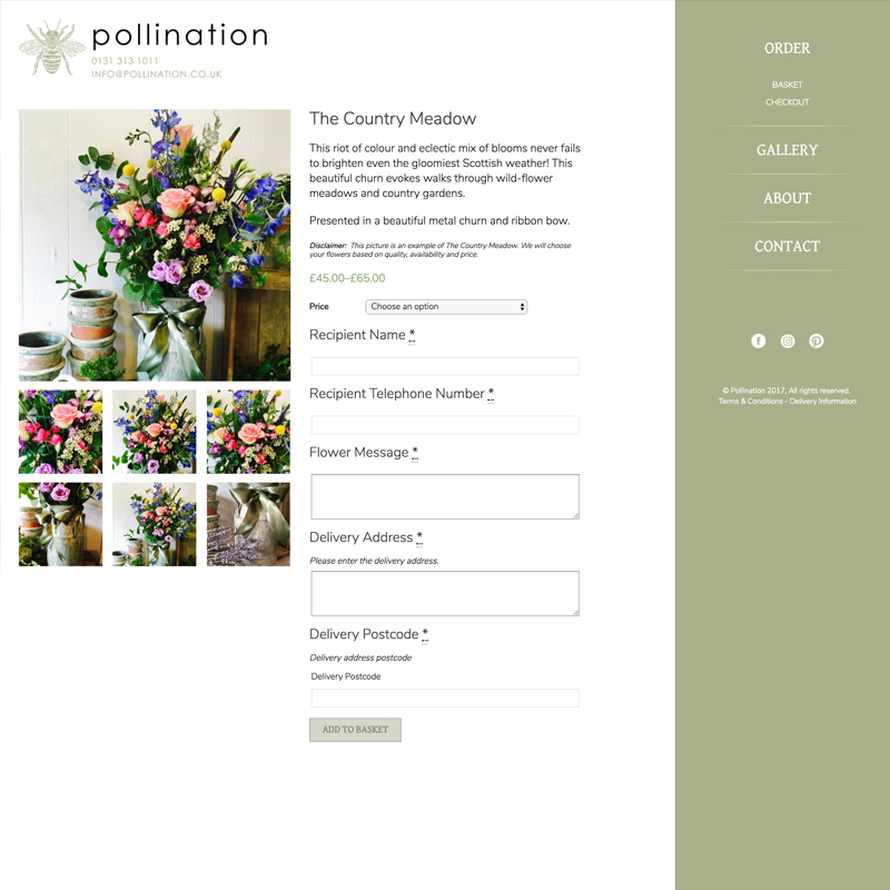 Pollination Edinburgh