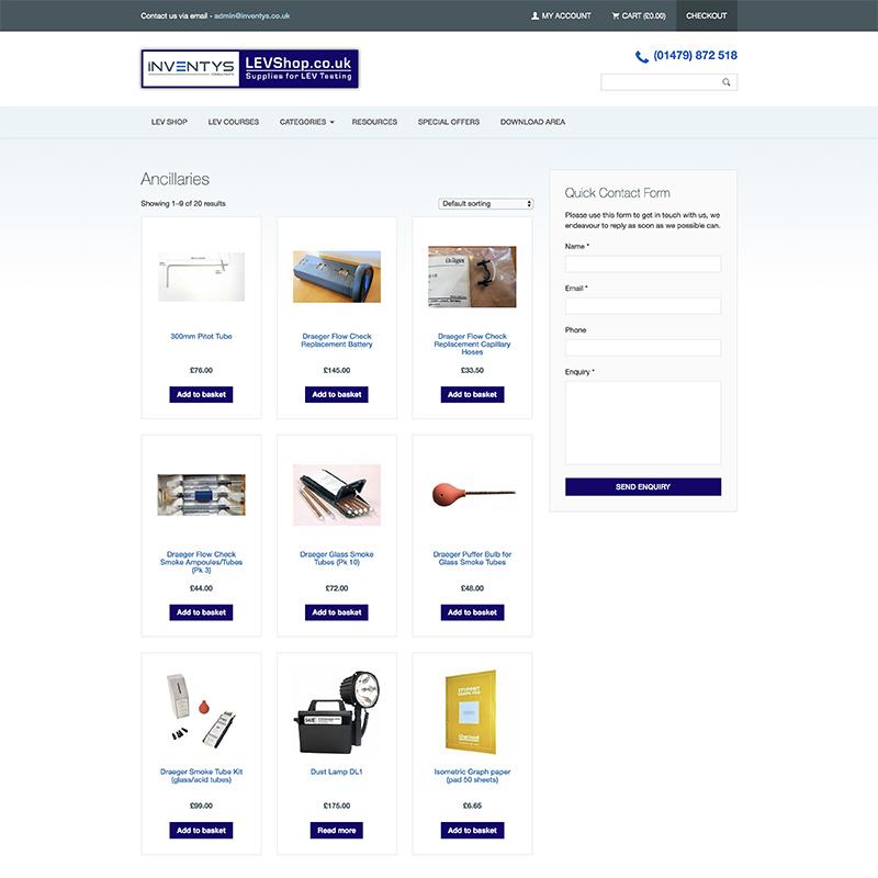 LevShop - LEV Supplier & Accessories
